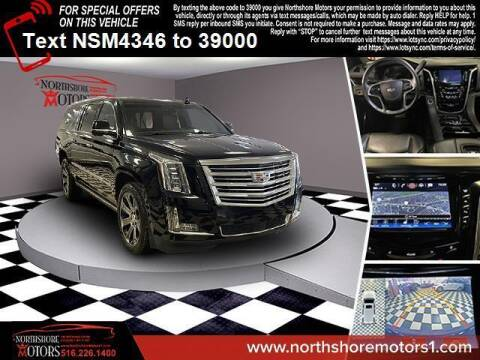 2017 Cadillac Escalade ESV for sale at Sunrise Auto Outlet in Amityville NY