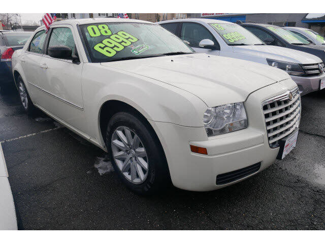 2008 Chrysler 300 for sale at M & R Auto Sales INC. in North Plainfield NJ