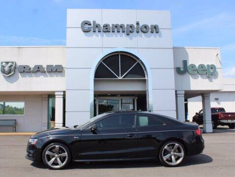 2015 Audi S5 for sale at Champion Chevrolet in Athens AL