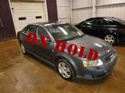 2002 Audi A4 for sale at East Coast Auto Source Inc. in Bedford VA