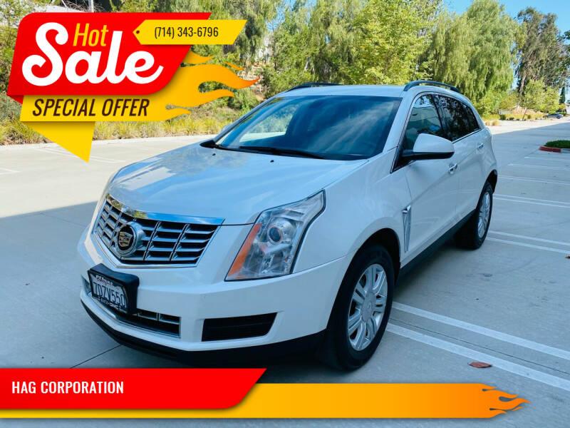 2013 Cadillac SRX for sale in La Habra, CA
