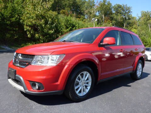 2016 Dodge Journey for sale at RUSTY WALLACE KIA OF KNOXVILLE in Knoxville TN