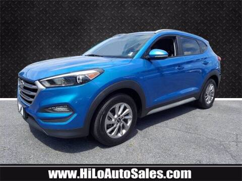 2017 Hyundai Tucson for sale at Hi-Lo Auto Sales in Frederick MD
