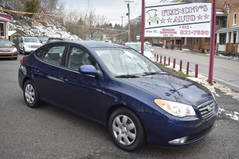 2008 Hyundai Elantra for sale at Frenchy's Auto LLC. in Pittsburgh PA