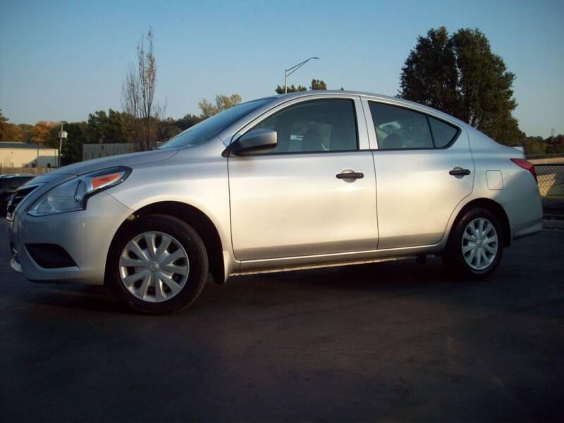 2017 Nissan Versa for sale at Whitney Motor CO in Merriam KS