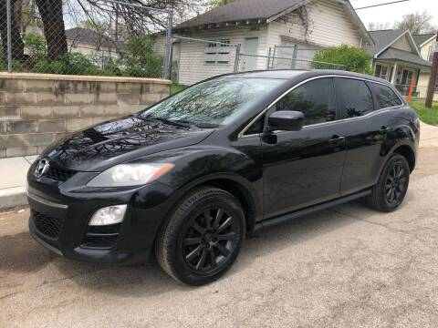 2012 Mazda CX-7 for sale at JE Auto Sales LLC in Indianapolis IN