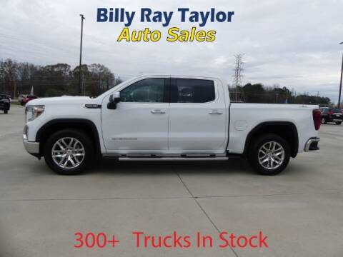 2020 GMC Sierra 1500 for sale at Billy Ray Taylor Auto Sales in Cullman AL