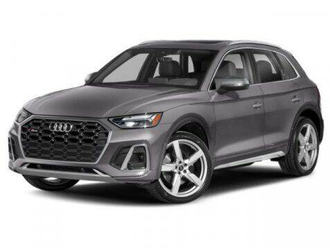 2021 Audi SQ5 for sale at Park Place Motor Cars in Rochester MN