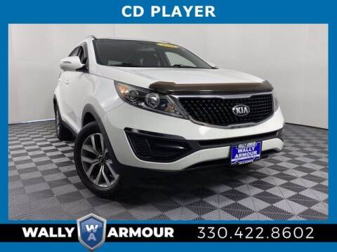 2015 Kia Sportage for sale at Wally Armour Chrysler Dodge Jeep Ram in Alliance OH