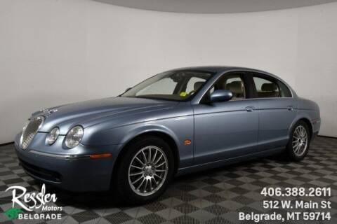 2006 Jaguar S-Type for sale at Danhof Motors in Manhattan MT
