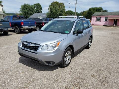 2014 Subaru Forester for sale at Rick's R & R Wholesale, LLC in Lancaster OH