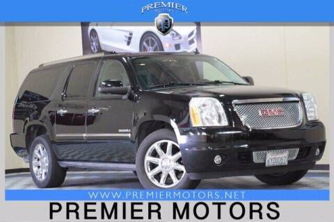 2012 GMC Yukon XL for sale at Premier Motors in Hayward CA