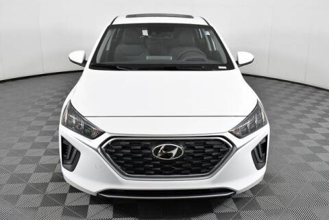 2022 Hyundai Ioniq Hybrid for sale at Southern Auto Solutions-Jim Ellis Hyundai in Marietta GA