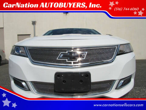 2014 Chevrolet Impala for sale at CarNation AUTOBUYERS Inc. in Rockville Centre NY