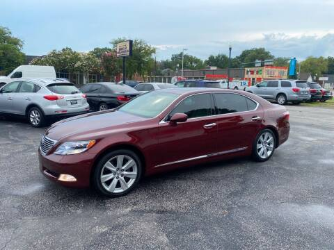 2008 Lexus LS 600h L for sale at BWK of Columbia in Columbia SC