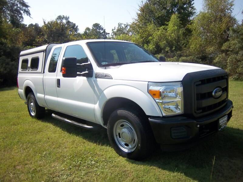 2015 Ford F250 XL Extended Cab 4dr - Augusta GA