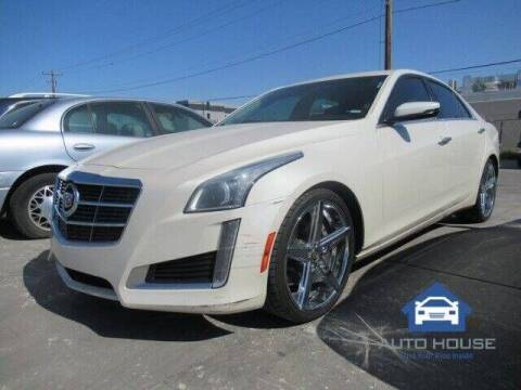 2014 Cadillac CTS for sale at MyAutoJack.com @ Auto House in Tempe AZ
