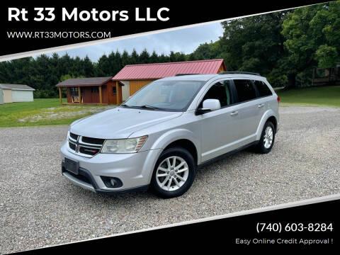 2014 Dodge Journey for sale at Rt 33 Motors LLC in Rockbridge OH