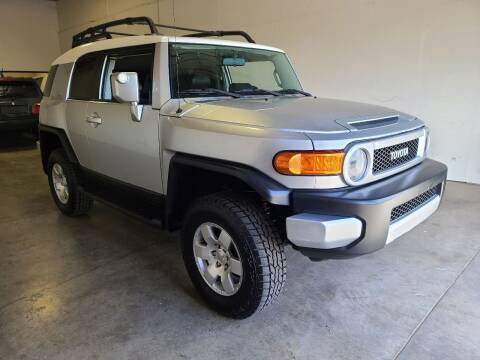 2008 Toyota FJ Cruiser for sale at NEW UNION FLEET SERVICES LLC in Goodyear AZ