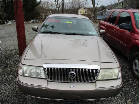 2003 Mercury Grand Marquis for sale at FERNWOOD AUTO SALES in Nicholson PA