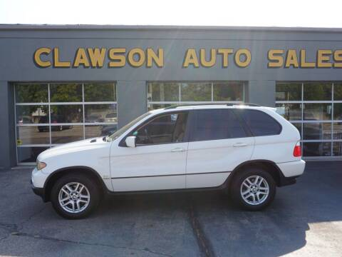 2006 BMW X5 for sale at Clawson Auto Sales in Clawson MI