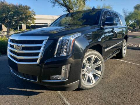 2015 Cadillac Escalade for sale at Arizona Auto Resource in Tempe AZ