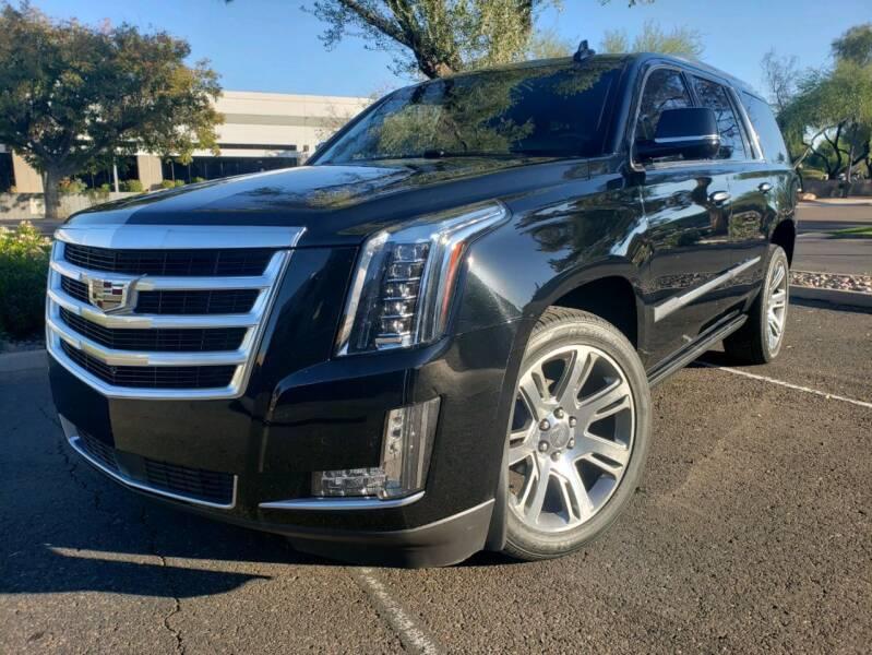 2015 Cadillac Escalade for sale at Arizona Auto Resource in Tempe AZ