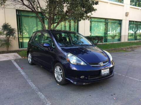 2008 Honda Fit for sale at Hi5 Auto in Fremont CA