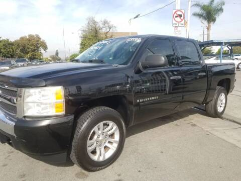 2008 Chevrolet Silverado 1500 for sale at Olympic Motors in Los Angeles CA