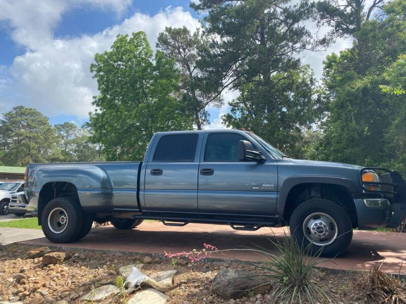 2006 GMC Sierra 3500 for sale at Texas Truck Sales in Dickinson TX
