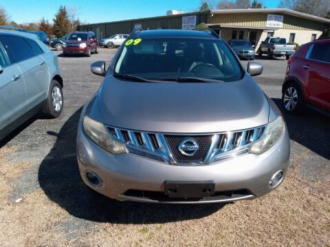 2009 Nissan Murano for sale at IDEAL IMPORTS WEST in Rock Hill SC