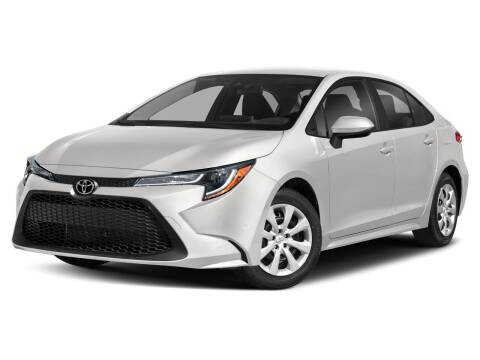 2020 Toyota Corolla for sale at Jensen's Dealerships in Sioux City IA