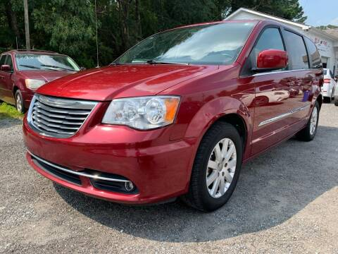 2015 Chrysler Town and Country for sale at ATLANTA AUTO WAY in Duluth GA