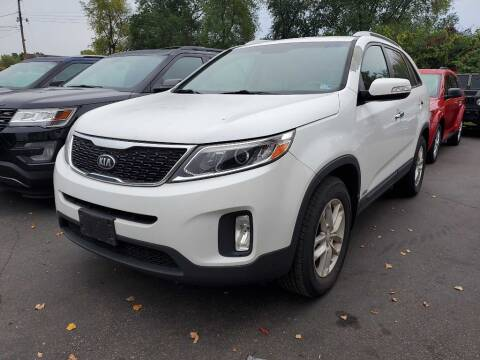 2014 Kia Sorento for sale at MIDWEST CAR SEARCH in Fridley MN
