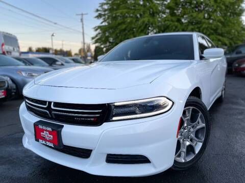 2015 Dodge Charger for sale at Real Deal Cars in Everett WA