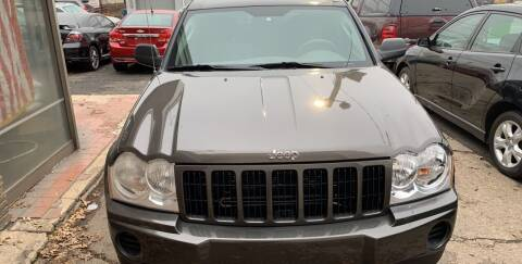 2005 Jeep Grand Cherokee for sale at Frank's Garage in Linden NJ