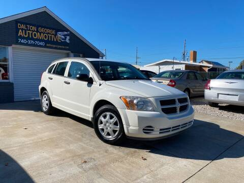 2007 Dodge Caliber for sale at Dalton George Automotive in Marietta OH