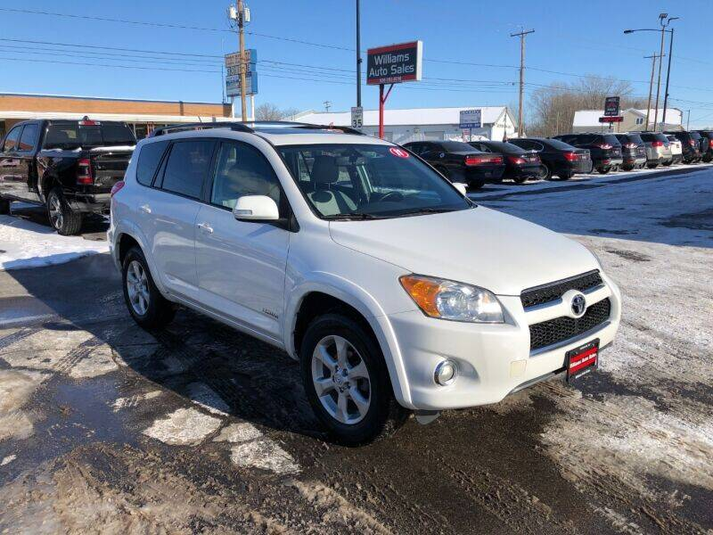 2011 Toyota RAV4 for sale at WILLIAMS AUTO SALES in Green Bay WI
