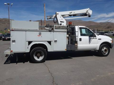1999 Ford F-550 Super Duty for sale at Super Sport Motors LLC in Carson City NV