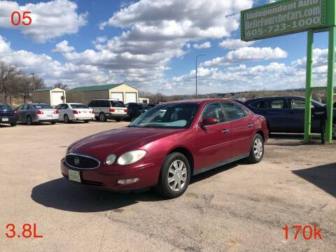 2005 Buick LaCrosse for sale at Independent Auto in Belle Fourche SD
