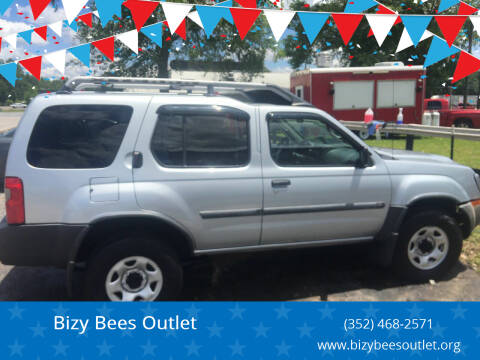 2002 Nissan Xterra for sale at Bizy Bees Outlet in Waldo FL