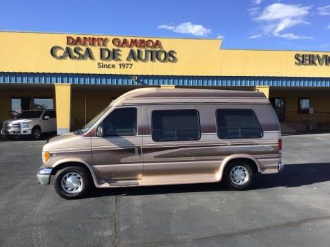 1997 Ford E-Series Cargo for sale at CASA DE AUTOS, INC in Las Cruces NM