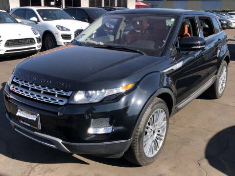 2012 Land Rover Range Rover Evoque for sale at Global Elite Motors LLC in Wenatchee WA