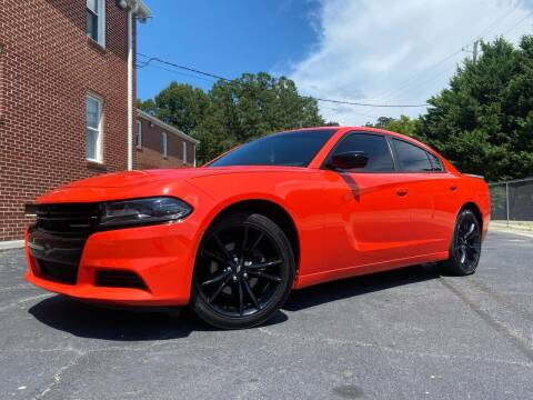 2018 Dodge Charger for sale at El Camino Auto Sales Gainesville in Gainesville GA