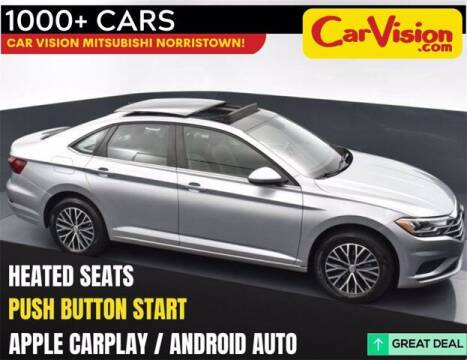 2020 Volkswagen Jetta for sale at Car Vision Buying Center in Norristown PA