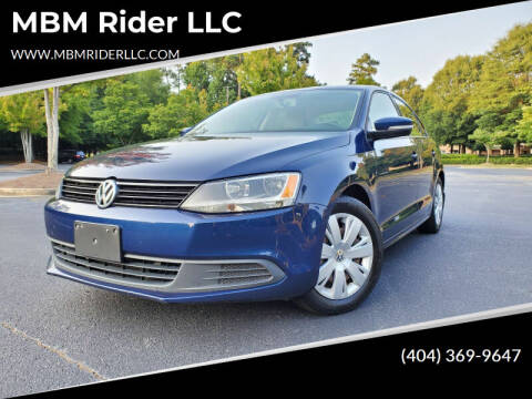 2014 Volkswagen Jetta for sale at MBM Rider LLC in Alpharetta GA