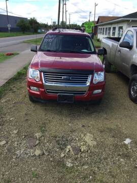 2010 Ford Explorer for sale at Stewart's Motor Sales in Cambridge/Byesville OH