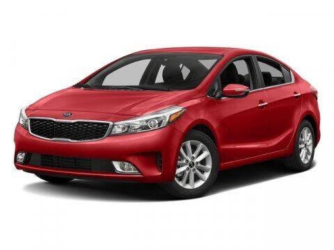 2017 Kia Forte for sale at Stephen Wade Pre-Owned Supercenter in Saint George UT