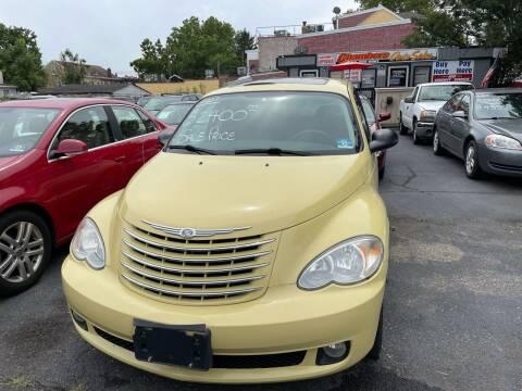 2007 Chrysler PT Cruiser for sale at Chambers Auto Sales LLC in Trenton NJ