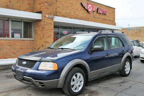 2006 Ford Freestyle for sale at JT AUTO in Parma OH
